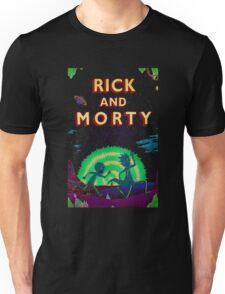 Run Rick And Morty Unisex T-Shirt