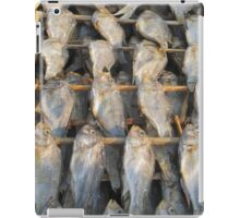 fish out to dry iPad Case/Skin