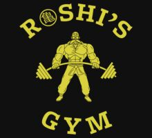 ROSHI'S GYM by SxedioStudio