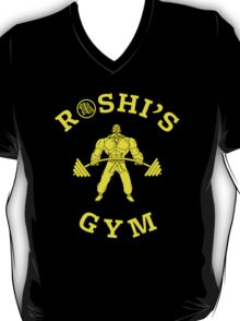ROSHI'S GYM T-Shirt