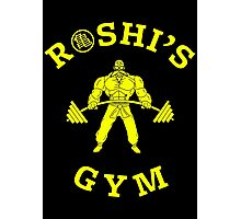 ROSHI'S GYM Photographic Print