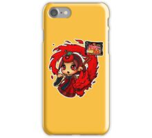 Samyang spicy noodle iPhone Case/Skin