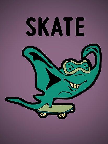 Skate... by buyart