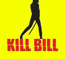 kill bill by nordensoul