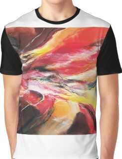 Abstract New Graphic T-Shirt