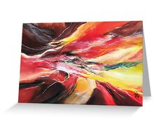 Abstract New Greeting Card