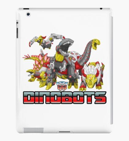 dinobots transformers iPad Case/Skin