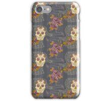 Rose Macabre iPhone Case/Skin