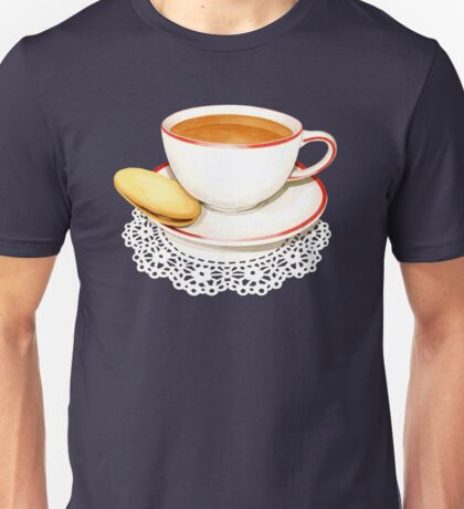 Cup of Tea and a biscuit! T-Shirt