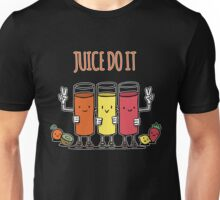 Juice Do It - Funny Jucing Healthy Food Vegetable Unisex T-Shirt