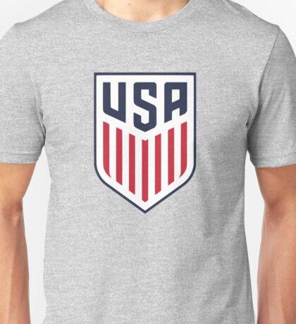 United States Men's National Soccer Team Unisex T-Shirt