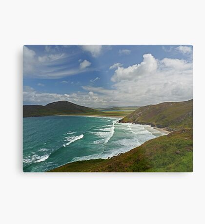 Tranarossan Bay - Co Donegal Metal Print