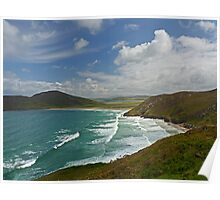 Tranarossan Bay - Co Donegal Poster