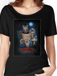 Stranger Furr!! Women's Relaxed Fit T-Shirt