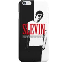 Lucky Scarface Slevin iPhone Case/Skin
