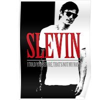 Lucky Scarface Slevin Poster