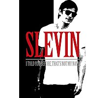 Lucky Scarface Slevin Photographic Print