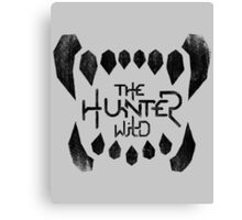 The Hunting Pack Canvas Print