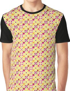 Wobbly Dots Graphic T-Shirt