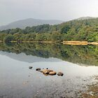 The Old Man And Coniston Water by VoluntaryRanger