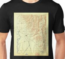 USGS TOPO Map California CA Chico 299272 1895 125000 geo Unisex T-Shirt