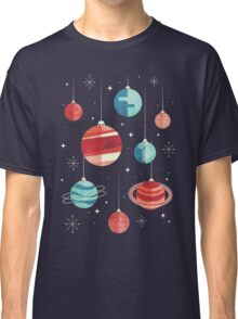 Joy to the Universe (Teal Version) Classic T-Shirt