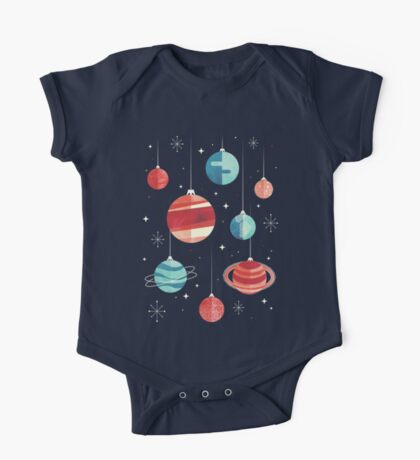 Joy to the Universe (Teal Version) One Piece - Short Sleeve
