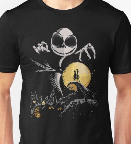 Jack's Nightmare Unisex T-Shirt