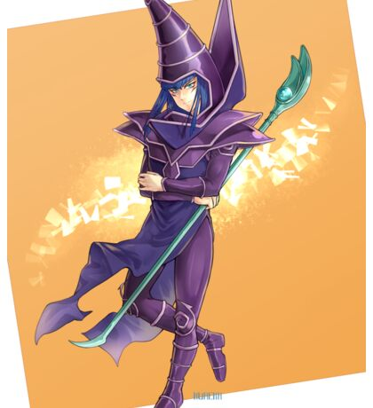 Yu-Gi-Oh! Mahado the Dark Magician Sticker