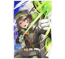 Seraph of the End: Yoichi Saotome Poster