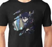 Kirito Anime Manga Shirt Unisex T-Shirt