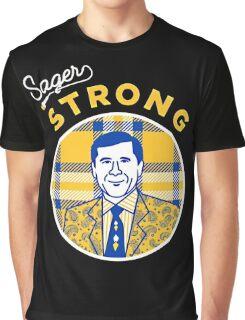 CRAIG SAGER Graphic T-Shirt