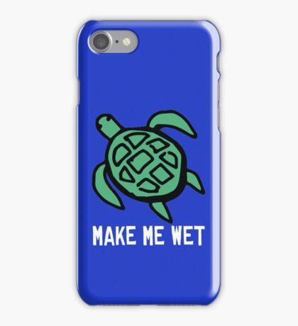 Turtle Knows Best iPhone Case/Skin