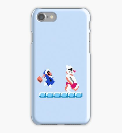 Ice Climber iPhone Case/Skin