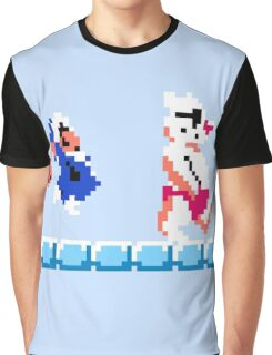 Ice Climber Graphic T-Shirt