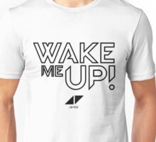 "Wake Up ""Avichi"" Unisex T-Shirt"