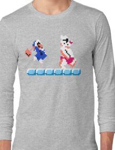 Ice Climber Long Sleeve T-Shirt