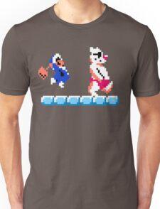 Ice Climber Unisex T-Shirt