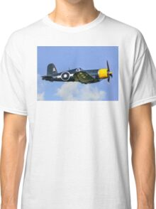 Goodyear FG-1D Corsair KD345 G-FGID Classic T-Shirt