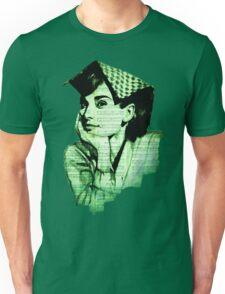 Audrey Hepburn pn03 Unisex T-Shirt