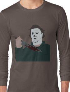 The Shape Minimalistic Long Sleeve T-Shirt