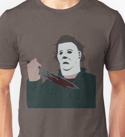The Shape Minimalistic Unisex T-Shirt