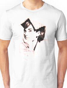 Audrey Hepburn pn04 Unisex T-Shirt