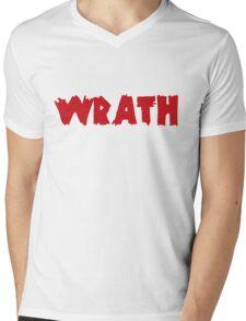 Wrath Zero Hour  Mens V-Neck T-Shirt