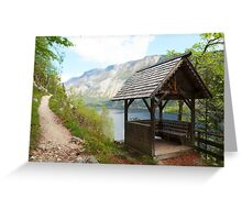 A Place to Rest Greeting Card