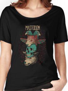 Mastodon Women's Relaxed Fit T-Shirt