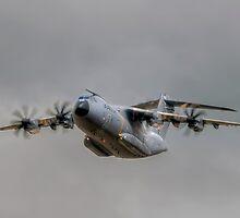 Airbus A400M  by © Steve H Clark
