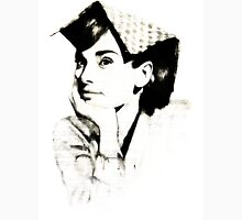 Audrey Hepburn pn06 Unisex T-Shirt