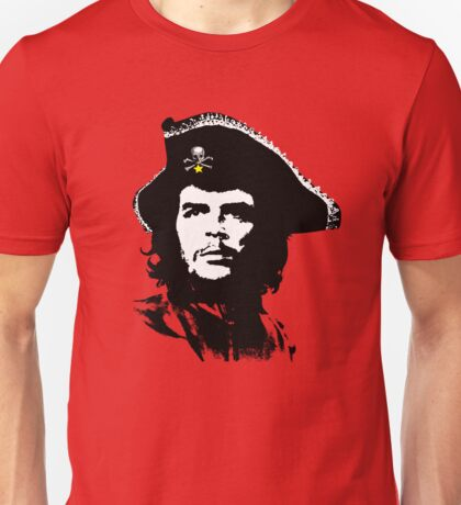 Pirate Che Guevara Unisex T-Shirt