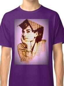 Audrey Hepburn pn07 Classic T-Shirt